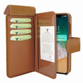Piel Frama iPhone 11 Pro Max WalletMagnum Leather Case - Tan iForte