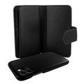 Piel Frama iPhone 11 Pro Max WalletMagnum Leather Case - Black iForte