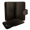 Piel Frama iPhone 11 Pro Max WalletMagnum Leather Case - Brown Cowskin-Lizard