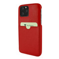 Piel Frama iPhone 11 Pro FramaSlimGrip Leather Case - Red