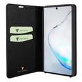 Piel Frama Samsung Galaxy Note 10 FramaSlimCards Leather Case - Black