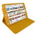 Piel Frama iPad Mini (2019) Cinema Leather Case - Yellow
