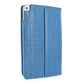 Piel Frama iPad Mini (2019) Cinema Leather Case - Blue Cowskin-Crocodile