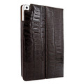 Piel Frama iPad Mini (2019) Cinema Leather Case - Brown Wild Cowskin-Crocodile