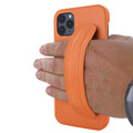 Piel Frama iPhone 12 Pro Max FramaSafe Leather Case - Orange