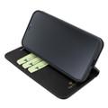 Piel Frama iPhone 12 Pro Max FramaSlimCards Leather Case - Black
