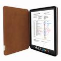 Piel Frama iPad Pro 11 2018   Air 2020 FramaSlim Leather Case - Brown Crocodile