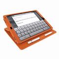 Piel Frama iPad Air 2019   iPad 10.2 2019 Cinema Leather Case - Orange