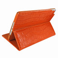Piel Frama iPad Mini 4 Cinema Leather Case - Orange Cowskin-Crocodile