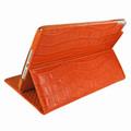 Piel Frama iPad Mini 4 Cinema Leather Case - Orange Cowskin-Crocodile