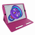 Piel Frama iPad Pro 10.5 Cinema Leather Case - Fuchsia