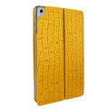Piel Frama iPad Pro 10.5 FramaSlim Leather Case - Yellow Cowskin-Crocodile