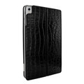 Piel Frama iPad Pro 12.9 2017 FramaSlim Leather Case - Black Cowskin-Crocodile