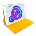 Piel Frama iPad Pro 12.9 2017 FramaSlim Leather Case - Yellow Cowskin-Crocodile