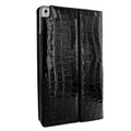 Piel Frama iPad Pro 12.9 2017 Cinema Leather Case - Black Cowskin-Crocodile