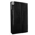 Piel Frama iPad Pro 12.9 2017 Cinema Leather Case - Black Cowskin-Lizard