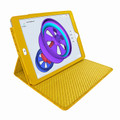 Piel Frama iPad Pro 12.9 2017 Cinema Leather Case - Yellow Cowskin-Crocodile