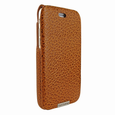 Piel Frama iPhone 6 / 6S / 7 / 8 UltraSliMagnum Leather Case - Tan iForte