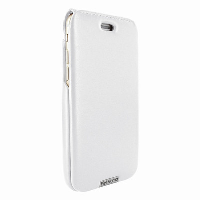 Piel Frama iPhone 6 Plus / 6S Plus / 7 Plus / 8 Plus UltraSliMagnum Leather Case - White