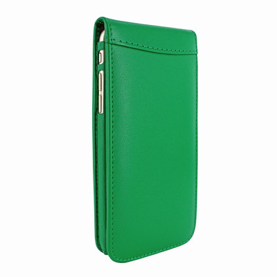 Piel Frama iPhone 7 / 8 Classic Magnetic Leather Case - Green
