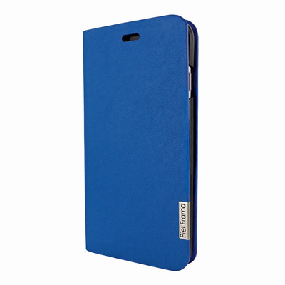 Piel Frama iPhone 7 / 8 FramaSlimCards Leather Case - Blue