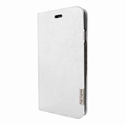 Piel Frama iPhone 7 / 8 FramaSlimCards Leather Case - White