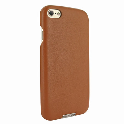 Piel Frama iPhone 7 / 8 FramaSlimGrip Leather Case - Tan