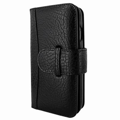 Piel Frama iPhone 7 / 8 WalletMagnum Leather Case - Black iForte