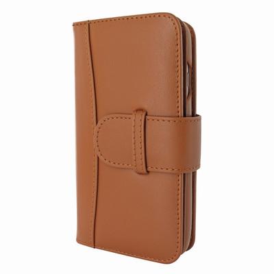 Piel Frama iPhone 7 / 8 WalletMagnum Leather Case - Tan