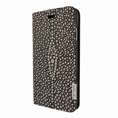 Piel Frama iPhone 7 Plus / 8 Plus FramaSlimCards Leather Case - Brown Cowskin-Stingray