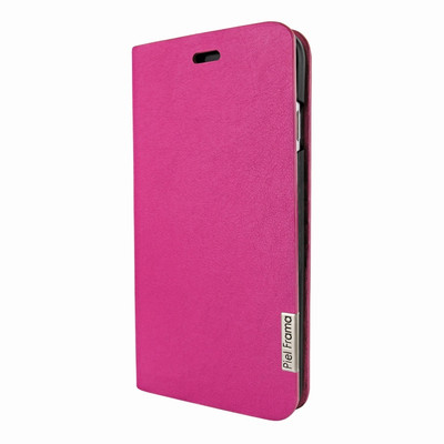 Piel Frama iPhone 7 Plus / 8 Plus FramaSlimCards Leather Case - Fuchsia