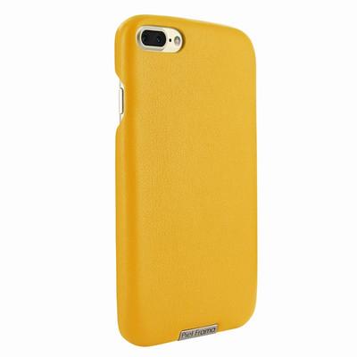 Piel Frama iPhone 7 Plus / 8 Plus FramaSlimGrip Leather Case - Yellow
