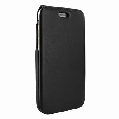 Piel Frama iPhone 7 Plus / 8 Plus iMagnumCards Leather Case - Black