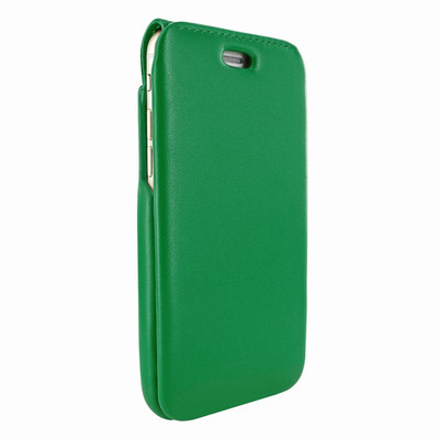 Piel Frama iPhone 7 Plus / 8 Plus iMagnumCards Leather Case - Green