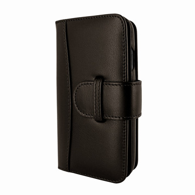 Piel Frama iPhone X / Xs WalletMagnum Leather Case - Brown