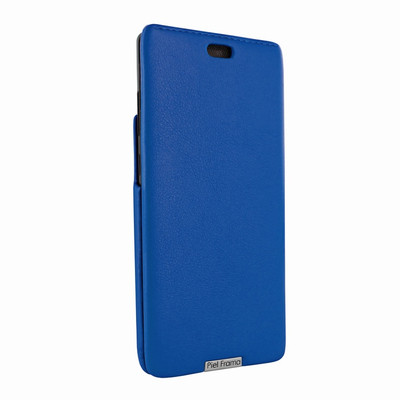 Piel Frama Samsung Galaxy Note 8 iMagnum Leather Case - Blue
