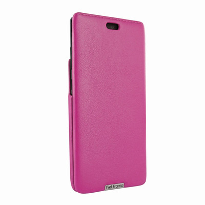 Piel Frama Samsung Galaxy Note 8 iMagnum Leather Case - Fuchsia