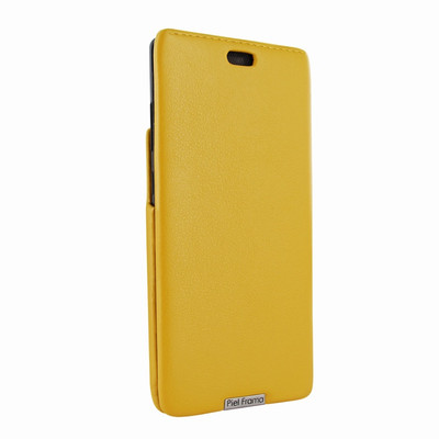 Piel Frama Samsung Galaxy Note 8 iMagnum Leather Case - Yellow
