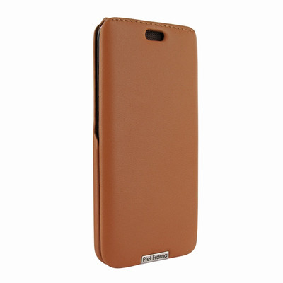Piel Frama Samsung Galaxy S8 Plus iMagnum Leather Case - Tan