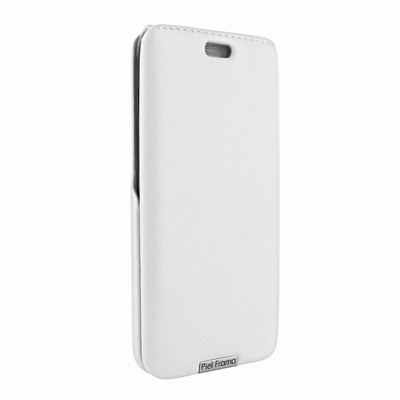 Piel Frama Samsung Galaxy S8 Plus iMagnum Leather Case - White