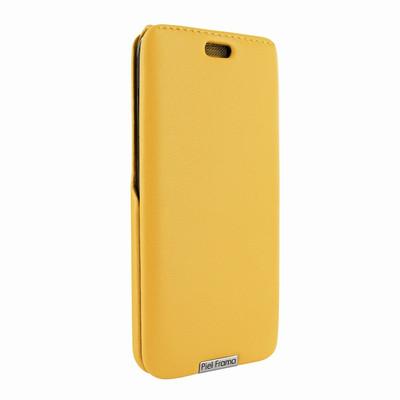 Piel Frama Samsung Galaxy S8 Plus iMagnum Leather Case - Yellow