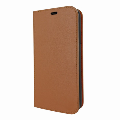 Piel Frama iPhone XR FramaSlimCards Leather Case - Tan