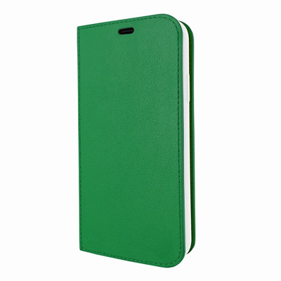 Piel Frama iPhone XR FramaSlimCards Leather Case - Green