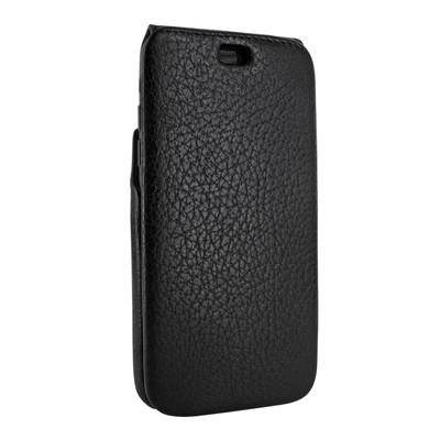 Piel Frama iPhone XR iMagnum Leather Case - Black iForte