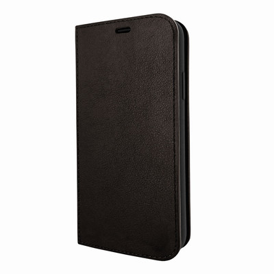 Piel Frama iPhone Xs Max FramaSlimCards Leather Case - Brown