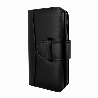 Piel Frama iPhone 11 Pro WalletMagnum Leather Case - Black