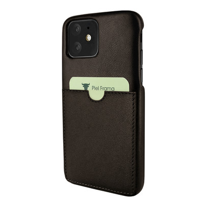 Piel Frama iPhone 11  FramaSlimGrip Leather Case - Brown
