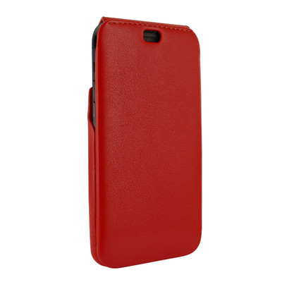 Piel Frama iPhone 11 Pro Max iMagnum Leather Case - Red