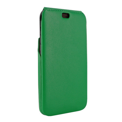 Piel Frama iPhone 11 Pro Max iMagnum Leather Case - Green