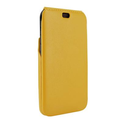 Piel Frama iPhone 11 Pro Max iMagnum Leather Case - Yellow